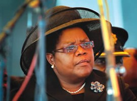 Mujuru supporter's home razed down