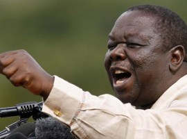 Mnangagwa visits Tsvangirai's family as MDC faces nasty power struggles