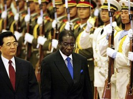 Mugabe could give China its first colony