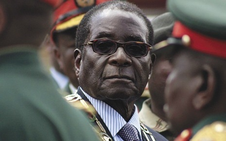 Will Robert Mugabe, 93, live to see his last election?