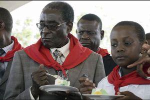 Mugabe Birthday