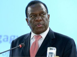 Mnangagwa acting president and Mugabe remains abroad