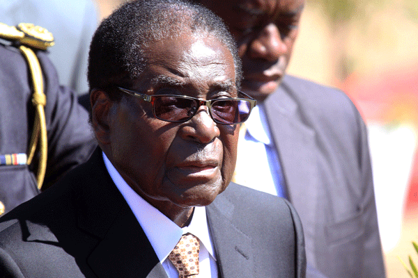 Robert Mugabe to receive diplomatic immunity as part of resignation deal