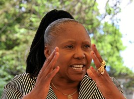 G40 knives out for Muchinguri