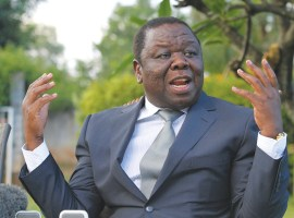 VPs Issue: Tsvangirai a student of Mugabe?