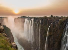 A new era for Zimbabwe? $150 million airport opens at Victoria Falls