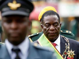 Mixed reactions as Mnangagwa works 'non-stop'