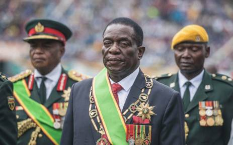 President Emmerson Mnangagwa's 100 days in office