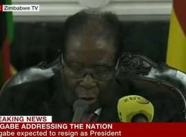 Mugabe faces impeachment after refusing to step down