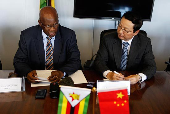 Zimbabwe, China seal new $213 million deal