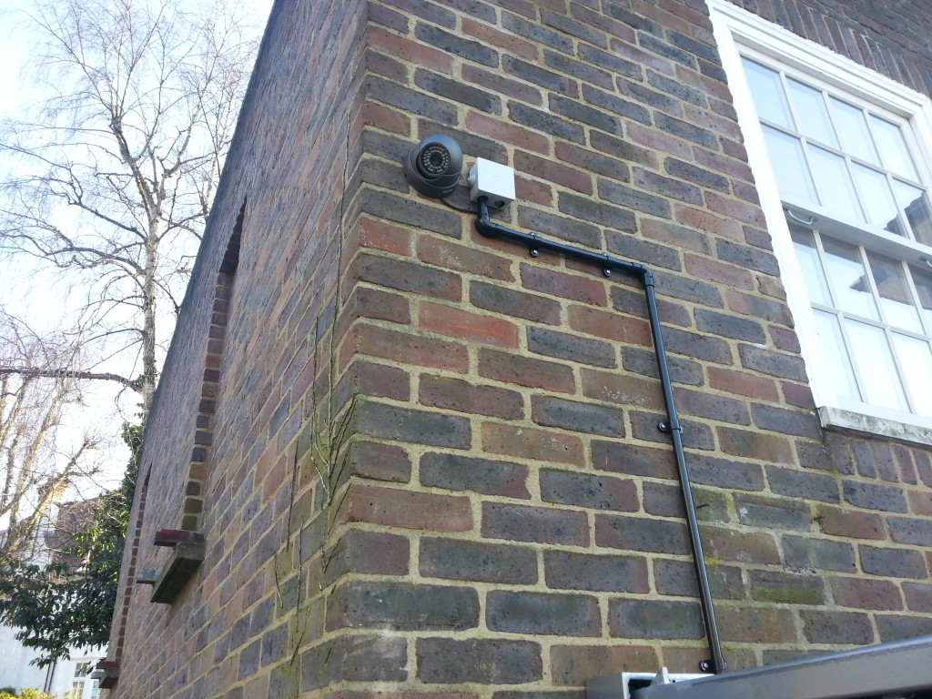 Cctv Home How Does A Cctv Camera Function