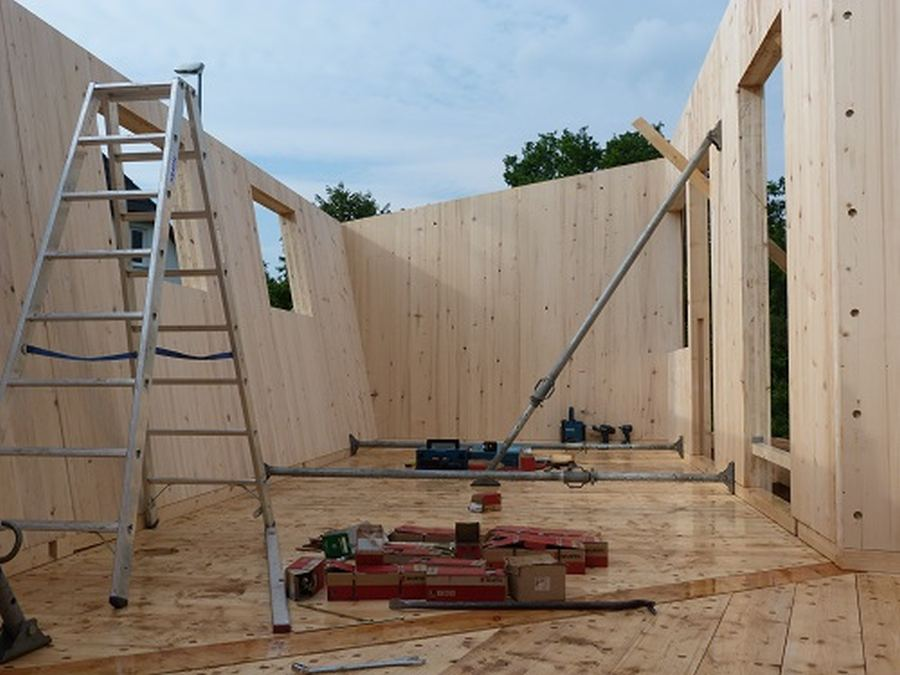 Massivholzhaus Nrw Mcb International-timber-work-ltd. Aus Leichlingen