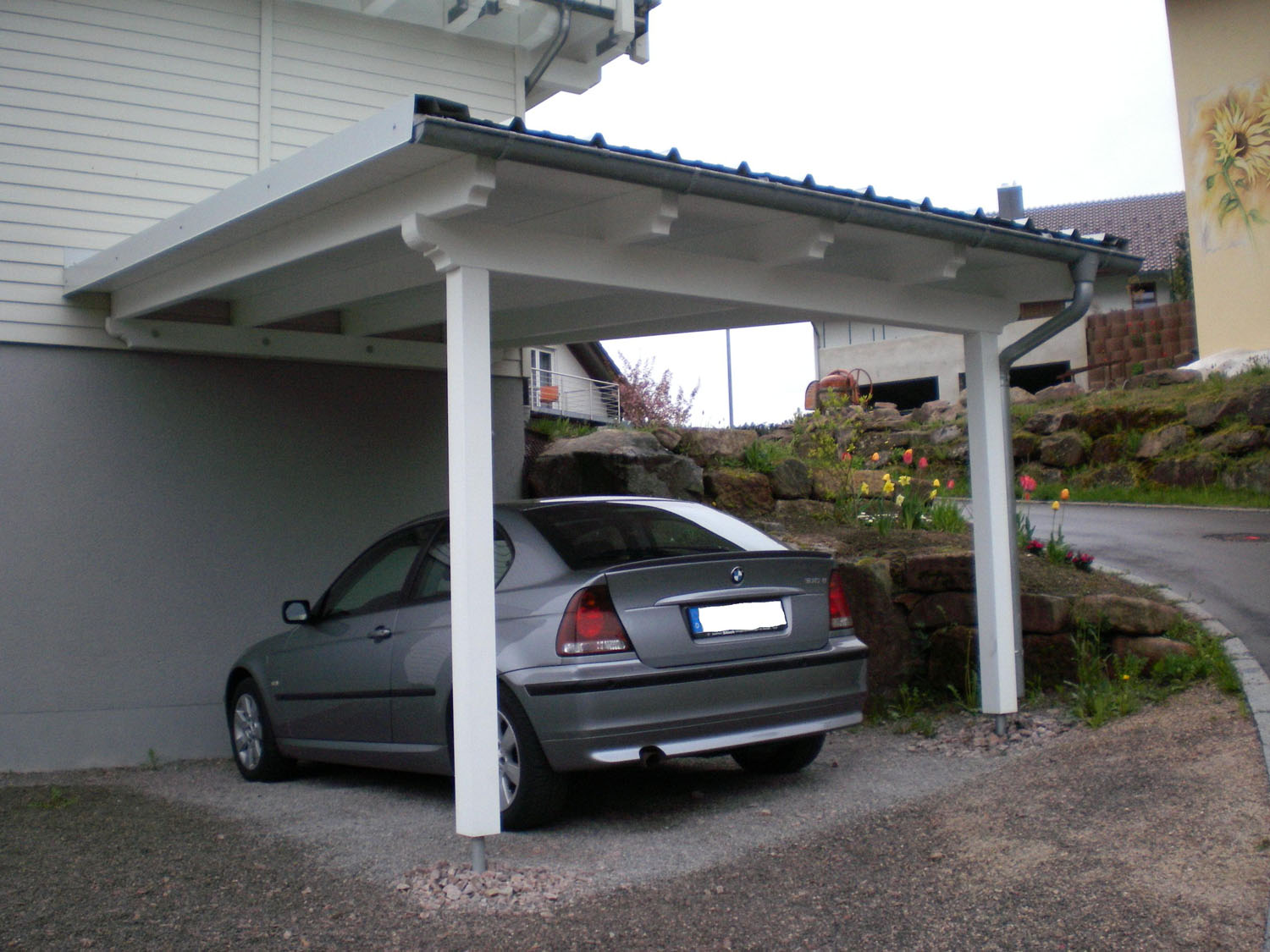 Carport Vor Garage Carport Vor Garage Carports Vord Cher Carport Vor Garage