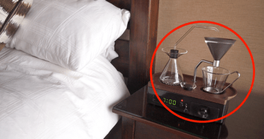 Waking Up In The Morning Could Be Awesome...If You Had This Alarm Clock.