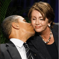 Nancy Pelosi 'stands tall' for Obamacare lies; Throws Dems under the bus?