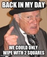 Back In My Day