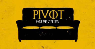 """If Your Favourite TV Shows Were """"Game Of Thrones"""" Houses"""