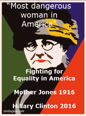 Fighting for  Equality in America