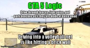 GTA 5 Logic
