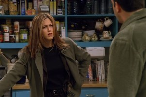 Can You Guess Why Rachel Is Mad At Ross?