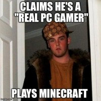 How about Playing REAL PC games?