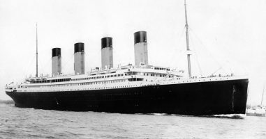 A Book Was Written About The 'Titanic' Disaster...14 Years Before It Happened