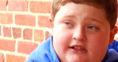 Bad Santa Fat-Shames 9-Year-Old, Who Cried Until He Went To Bed That Night