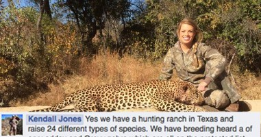 People Are Extremely Angry About This Cheerleader's Facebook Pictures. You'll See Why.