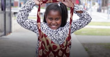 This Inspiring Young Girl Is Changing Lives One Handbag At A Time