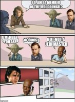 Jedi Board Meeting