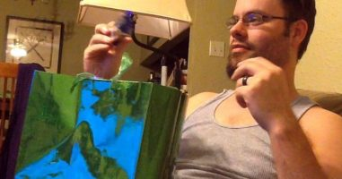 When A Wife Gave Her Deaf Husband A Gift, He Was Never Expecting It To Be THIS