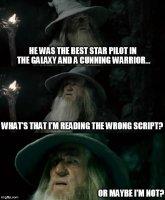 Star Wars Gandalf