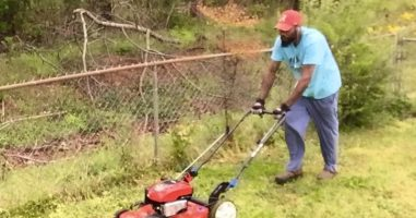 He Began Mowing Lawns For His Elderly Neighbors, Which Grew Into Something Great