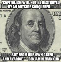 Ben on the Money
