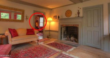 It Sure Does Look Like There's A Ghost In This Real Estate Listing