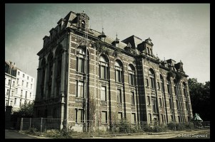An Abandoned Building Is One Thing But What's In This Old Veterinary School Will Haunt Your Dreams.