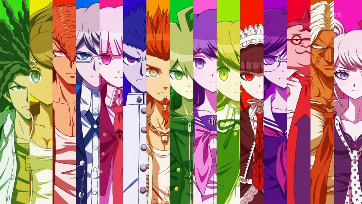 """Danganronpa: The Animation"" (2013), Gran Hermano + 10 Negritos"