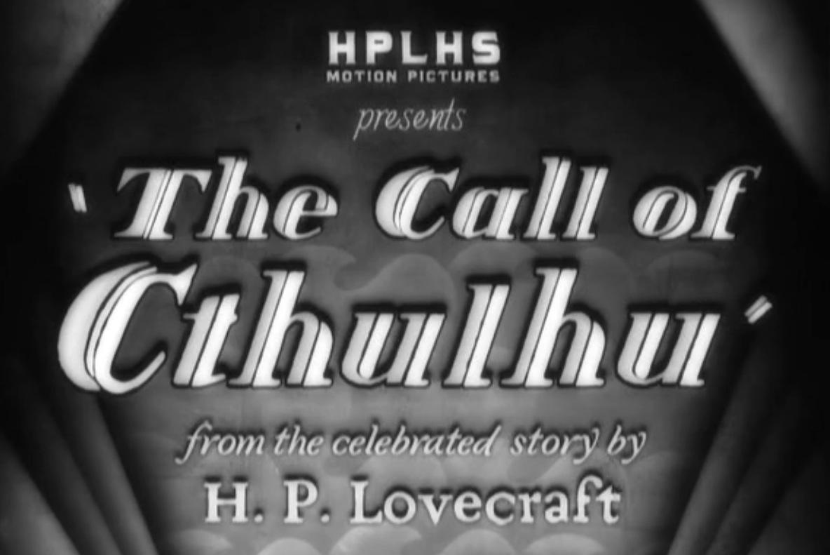 La llamada de Cthulhu (2005), sueños húmedos en R'lyeh