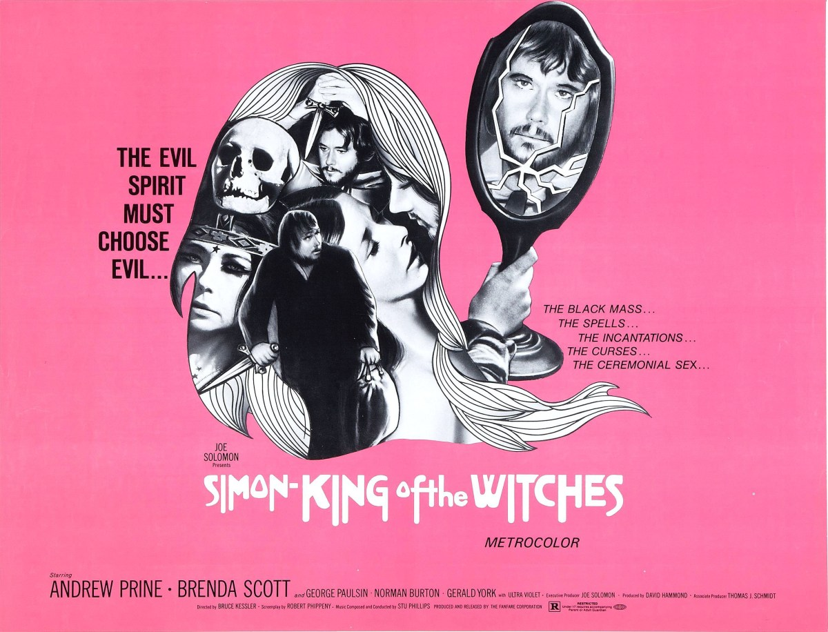 Simon, King of the Witches (1971), ¿hechicero? supremo