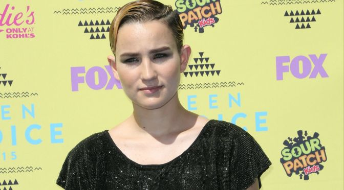 Celebrities attend Teen Choice Awards 2015 - Arrivals at USC Galen Center.  Featuring: Bex Taylor-Klaus Where: Los Angeles, California, United States When: 16 Aug 2015 Credit: Brian To/WENN.com