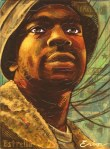 """""""Fred Hampton"""" by Erin Currier."""
