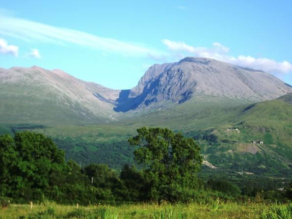 Góra Ben Nevis