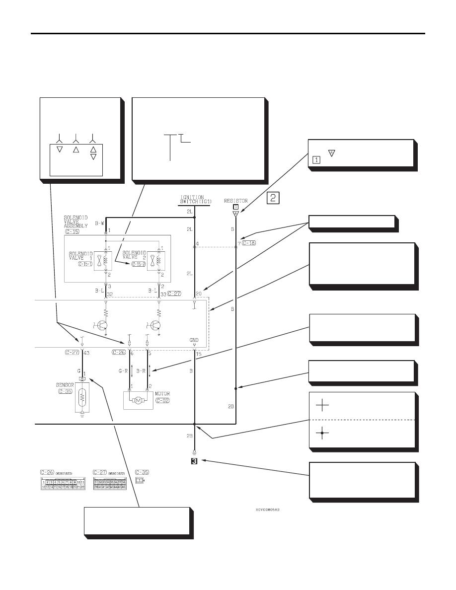 mitsubishi 380 wiring diagrams