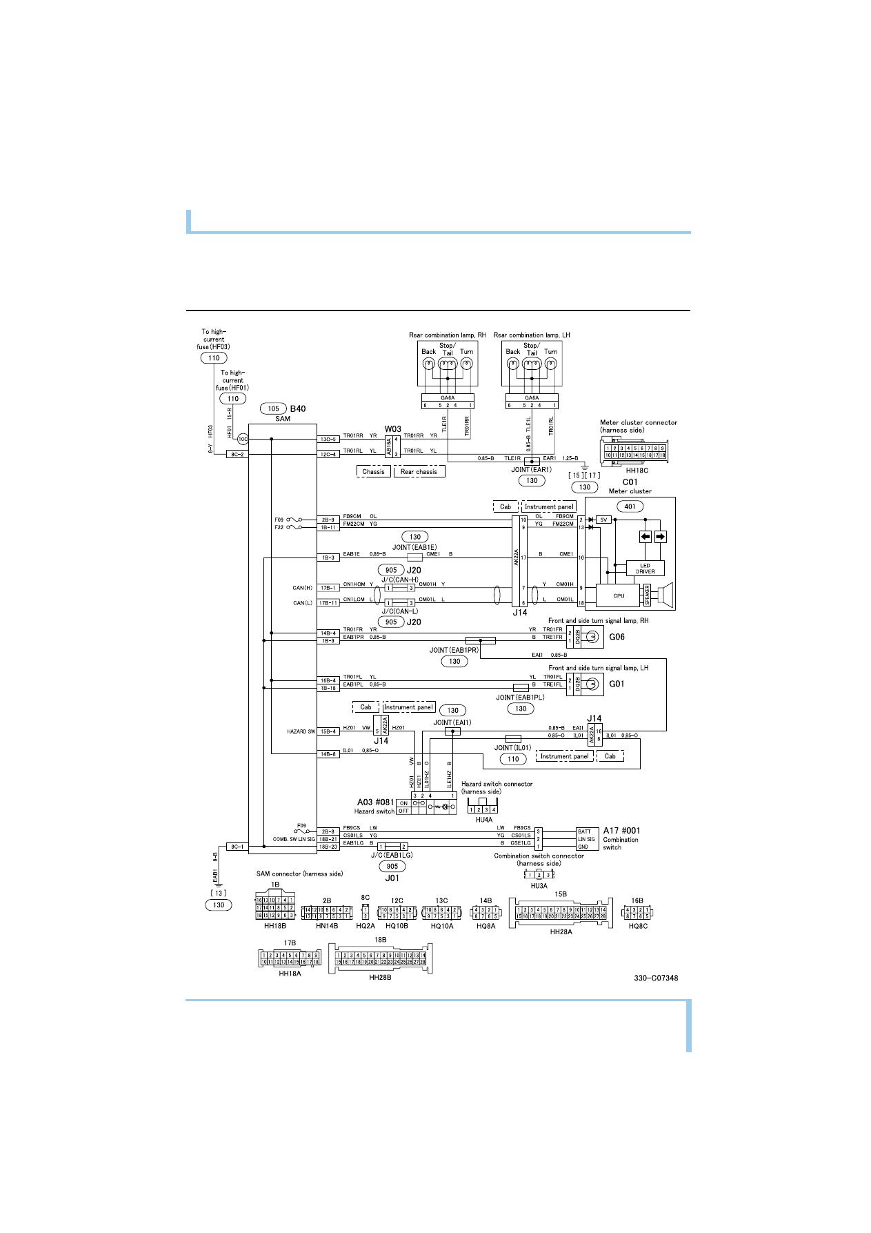 2012 mitsubishi fuso wiring diagram