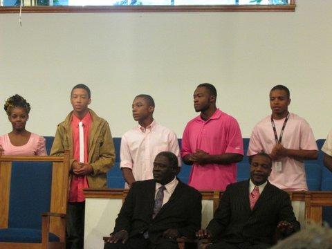Youth choir 1