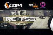 Rozpoczyna się wielki turniej CS:GO RE-TS3 z Kinguin.net i ZIP4!