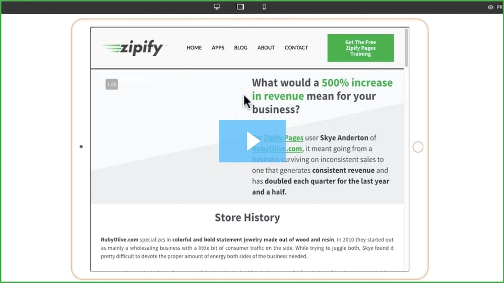 Zipify Apps by Smart Marketer
