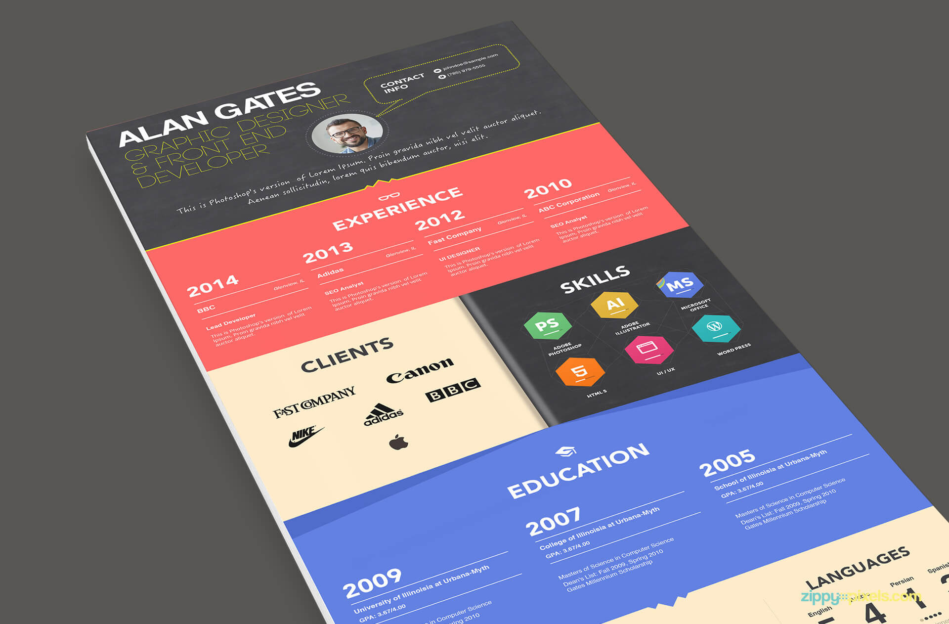 Händetrockner Amazon Colorful Resume Templates