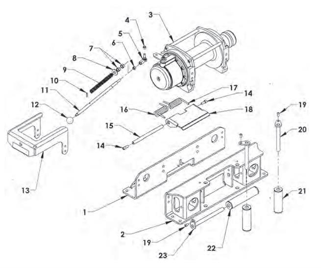 warn series 12 wiring diagram