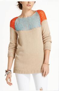 Anthropologie Lightweight Sweater